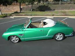 Coach Interior For Cars Buy Used 1968 Karmann Ghia Convertible Custom Show Rod Restored