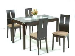 best dining tables for small narrow dining table small glass top tables kitchen and chairs