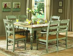 green dining room furniture sidney dining room set green country