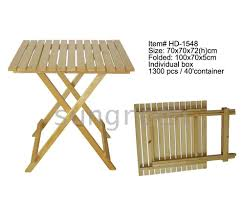 Patio Table Plans Incredible Wood Folding Table Plans With Folding Wooden Picnic