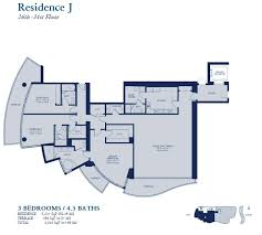 chateau floor plans chateau residence isles condos for sale and