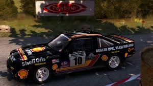 1976 opel manta steam community guide dirt rally liveries 60s 80s