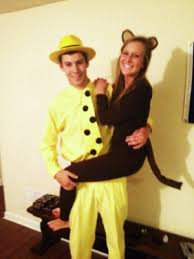 Helga Halloween Costume Curious George Couples Costume Idea Couples Halloween Costumes