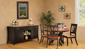 dining room collection wooden dining room furniture custom amish furniture gallery