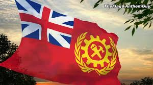 Union Of The Flag Flag And Anthem Of The Union Of Britain Youtube