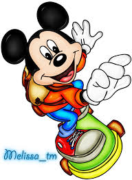 mickey mouse on skateboard png by melissa tm on deviantart