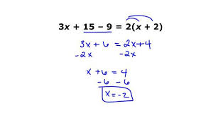 all worksheets solving equations with variables on both sides