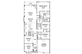 granite way 5463 4 bedrooms and 3 baths the house designers