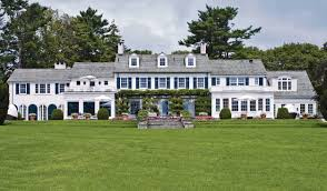 Colonial Revival Homes by 7 Elegant Colonial Exteriors From The Ad Archives Photos