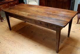 Antique Farm Tables Split Style What Do I Do
