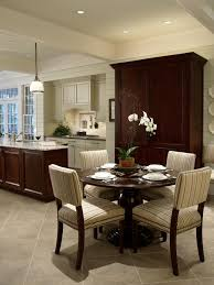 Centerpiece Ideas For Kitchen Table Wood Kitchen Table Designs Pictures U0026 Ideas From Hgtv Hgtv