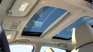 2016 nissan maxima dual panel moonroof if so equipped youtube
