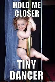 Funny Stripper Memes - midget stripper quickmeme