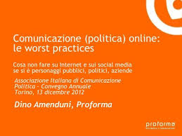 si e social orange comunicazione politica le worst practices by dino amenduni