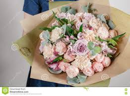 Flowers For Birthday Florist With Rich Bunch Flowers Fresh Spring Bouquet Summer