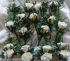 wedding flowers buttonholes wedding flowers 16 beargrass buttonholes all colours