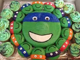 unique ninja turtle birthday cake u2014 marifarthing blog