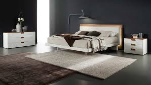 libriamo modern italian platform bed rossetto bedroom furniture