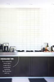 kitchen subway tile backsplash eight ways to use subway tiles for your backsplash chatelaine