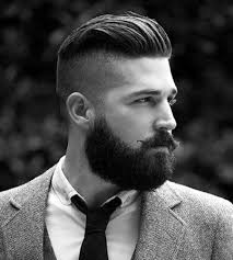 hairstyles that go with beards top 5 hairstyles for men with beards men s hairstyles and