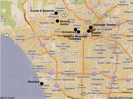 East Los Angeles Map by Babylon Nights Tidbit 8 La Tour Johnny Depp Zone