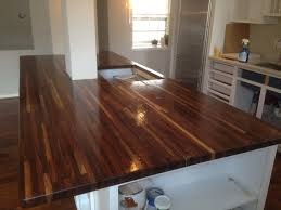 decorating marvelous walnut butcher block countertop kitchen