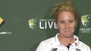 only test d n england women tour of australia at sydney nov 9