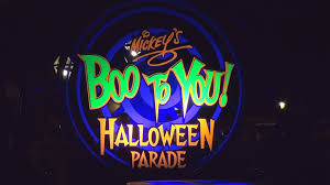 scary halloween signs boo to you parade 2013 vip area at mickey u0027s not so scary halloween