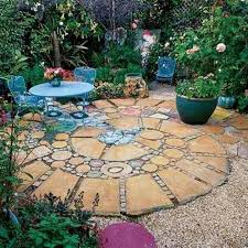Patio Stone Ideas by 551 Best Garden Paths Walkways Steps Patios Images On Pinterest