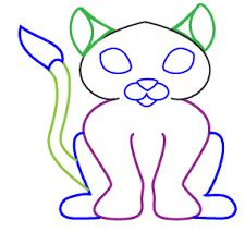 webbywanda tv how to draw a cartoon tiger cub
