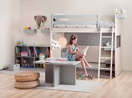 chambres ado fille lit lit superposé fille best of chambre avec lit mezzanine awesome