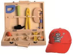 wooden carpentry set toys u0026 workbench play sets