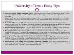 Communicating Your Stories  Ten Tips For Writing Powerful College App