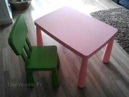 table et chaise enfant ikea 117 table chaise enfant ikea l tt table et 2 chaises enfant ikea