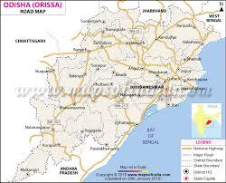 atlas road map odisha road map orissa road network