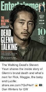 Glenn Walking Dead Meme - 25 best memes about the walking dead glenn the walking dead