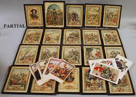 arthur szyk set of thirty one miniature framed arthur szyk max jaffe american