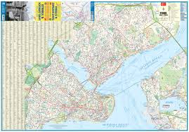 Map Of Istanbul Maps For Travel City Maps Road Maps Guides Globes Topographic