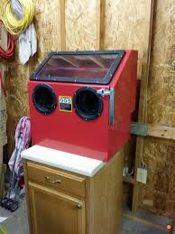 Harbor Freight Sandblast Cabinet Modifications 100 Harbor Freight Sandblaster Cabinet Mods My Pre Willys