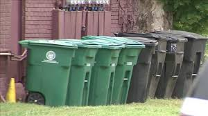 trash up schedule changes for thanksgiving week