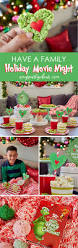 holiday family movie night amy u0027s party ideas