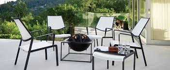 Patio Table Decor Outdoor Patio Furniture Decor Ideas Crate And Barrel
