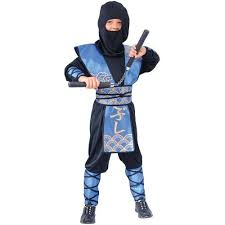 Ninja Halloween Costume Boys Ninja Warlord Boys Fancy Dress Japanese Kids Halloween Samurai