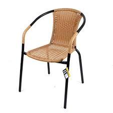 Chrome Bistro Chairs Bistro Chairs Amazon Co Uk