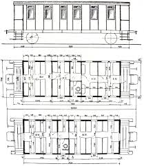 Train Floor Plan by File Passenger Train Of The Imperial And Royal Austrian State