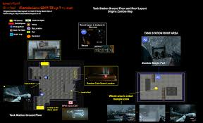 Cod World At War Zombies Maps by Zombified Call Of Duty Zombie Map Layouts Secrets Easter Eggs