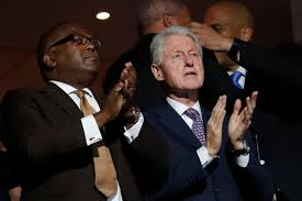 bill clinton faces a tougher crowd for his 10th convention speech