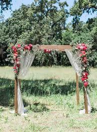 wedding arch nashville best 25 wood wedding arches ideas on wedding arbors