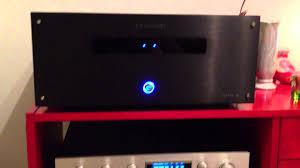 home theater power amplifier emotiva xpa 2 stereo power amplifier youtube