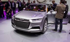 concept audi audi crosslane coupé concept u2013 auto shows u2013 car and driver